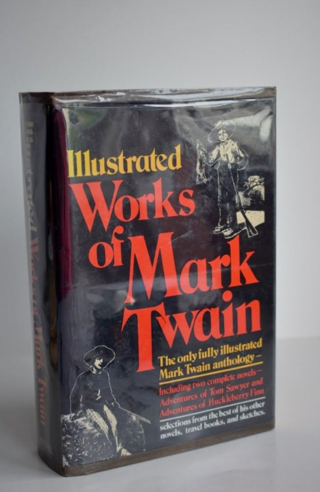 The Illustrated Mark Twain. Mark Twain.