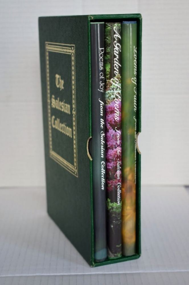 The Salesian Collection-Poems of Faith-Poems of Joy-A Garden of Poems. The Salesian Collection.