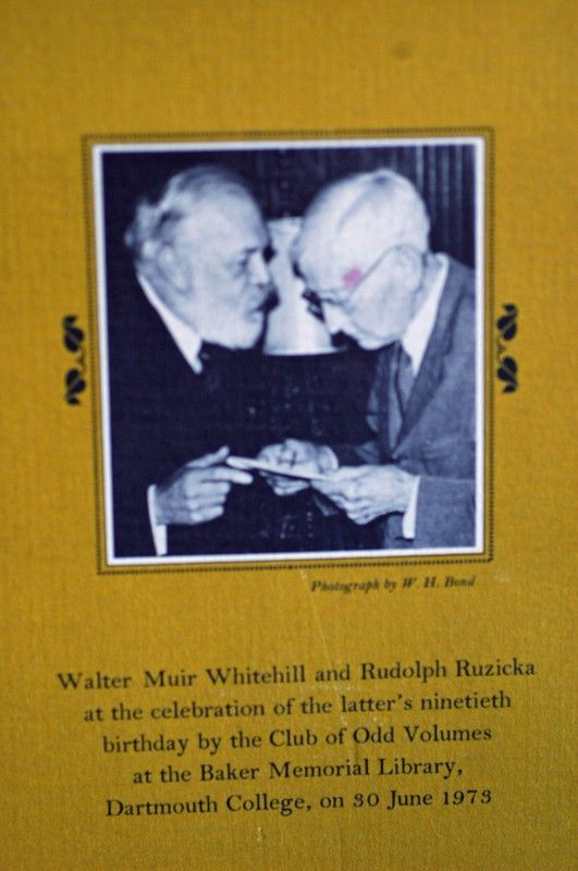 Boston Distinguished Buildings & Sites Within the City and its Orbits. Walter Muir Whitehill.