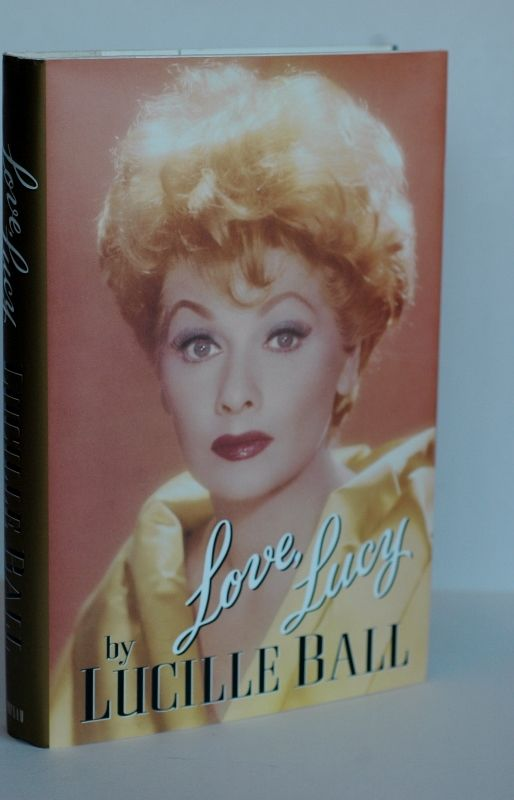 Love, Lucy. Lucille Ball.