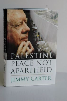 Palestine. Jimmy Carter