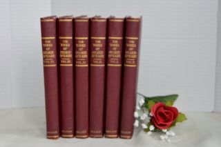 The Dramatic Works of William Shakespeare Vol. 6 volumes. William Shakespeare