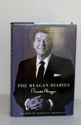 The Reagan Diaries. Ronald Reagan