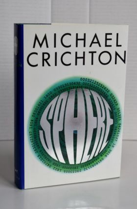 Sphere. Michael Crichton