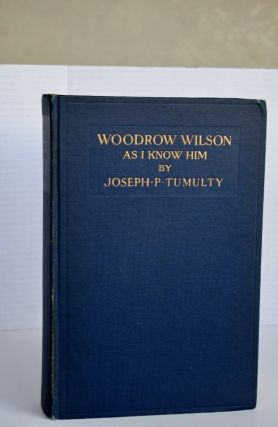 Item #762. Joseph P. Tumulty