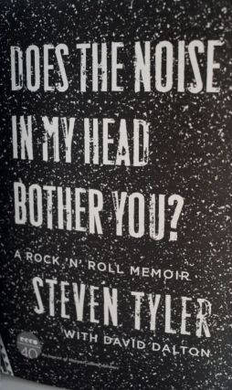 Does The Noise In My Head Bother You? A Rock 'n' Roll Memoir