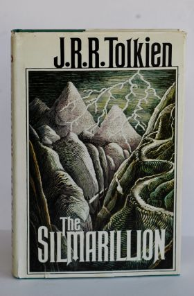 The Silmarillion-2. John Ronald Reuel Tolkien