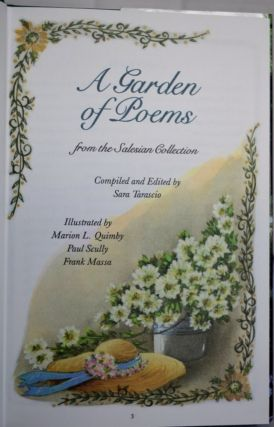 The Salesian Collection-Poems of Faith-Poems of Joy-A Garden of Poems