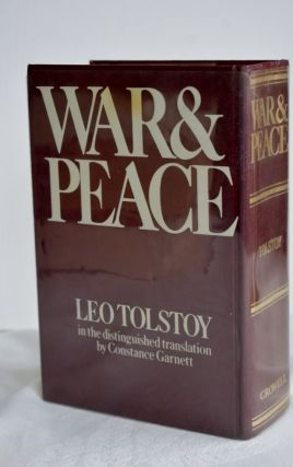 War and Peace. Leo Tolstoy
