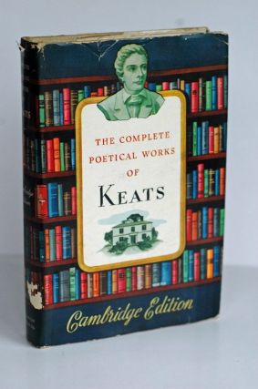 The Complete Poetic Works of KEATS. Horace E. Scudder