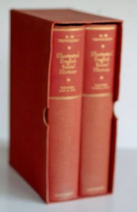 Illustrated English Social History Two Books Four Volumes. G. M. Trevelyan