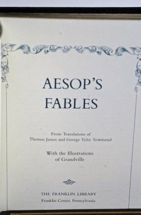 Aesop;s Fable